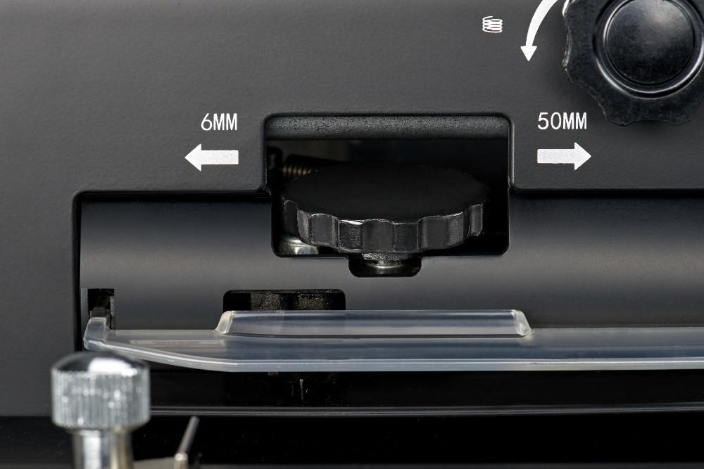 ibico binding machine instructions