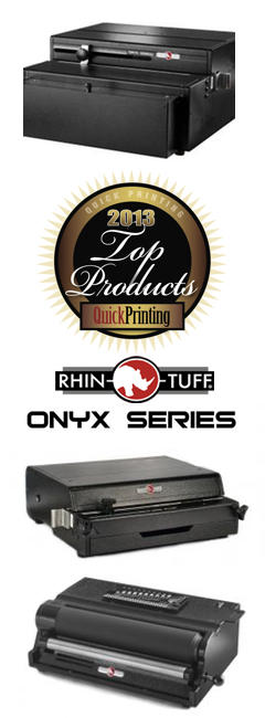Rhin-o-Tuff Quick Printing Readers Choice Award