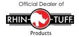 Official Rhin-O-Tuff Dealer